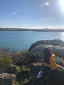花崗岩島眺望維克多港