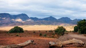FLinders Ranges national park弗林德斯山脈國家公園