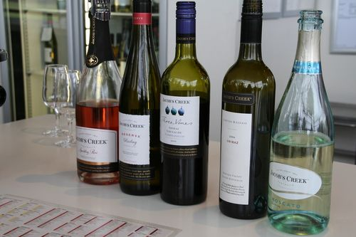 Barossa Valley巴羅莎山谷品酒
