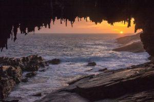 Kangaroo Island袋鼠島洞穴