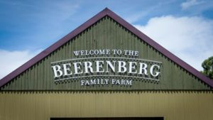 Beerenberg family strawberry farm